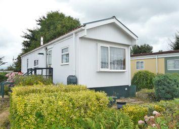 Thumbnail 1 bedroom mobile/park home for sale in Park End, Summer Lane Park Homes, Banwell
