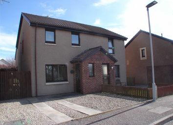 Thumbnail 3 bed semi-detached house for sale in Fulmar Road, Lossiemouth