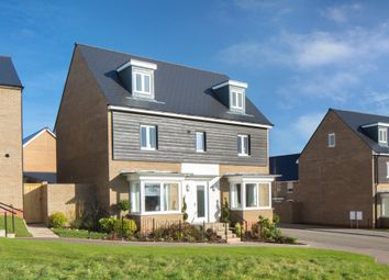 "Thumbnail 5 bed detached house for sale in ""Warwick"" at Great Mead, Yeovil"
