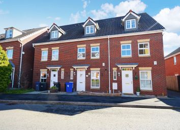 Thumbnail 3 bed mews house for sale in Chillington Way, Norton, Stoke-On-Trent