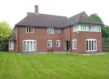 Thumbnail 5 bed property to rent in Downing Close, Bury St. Edmunds