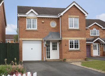 Thumbnail 4 bed detached house for sale in Price's Way, Brackley
