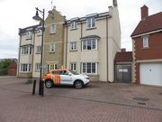 Thumbnail 2 bedroom flat to rent in Cedar Manor, Swindon, Wiltshire