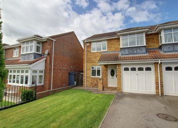 3 bed semi-detached house for sale in Trinity Park, Houghton Le Spring DH4