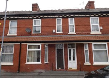 Thumbnail 2 bed terraced house for sale in Wykeham Street, Manchester, Greater Manchester, Uk