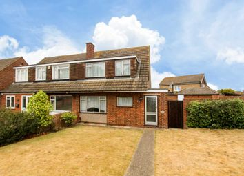 Thumbnail 3 bed semi-detached house for sale in Pepper Hill, Northfleet, Gravesend