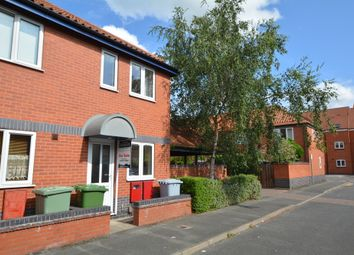 Thumbnail 2 bedroom semi-detached house for sale in Castle Brewery Court, Newark