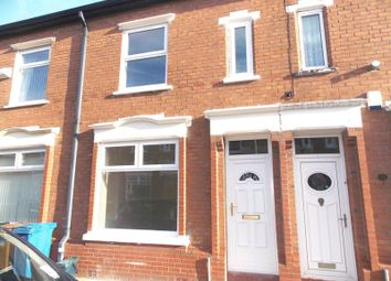 Thumbnail 2 bedroom terraced house to rent in Lonsdale Avenue, Reddish, Stockport