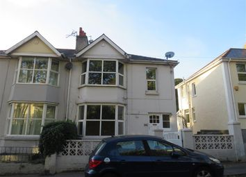 Thumbnail 3 bed property to rent in Teignmouth Road, Torquay