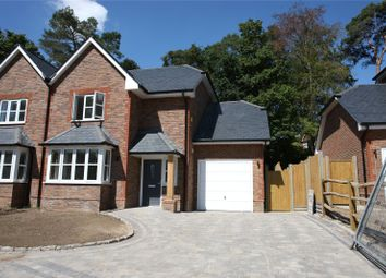 Thumbnail 4 bed semi-detached house for sale in Hamlash Lane, Frensham, Farnham, Surrey