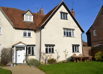 Thumbnail 3 bed flat for sale in High Street, Compton, Newbury