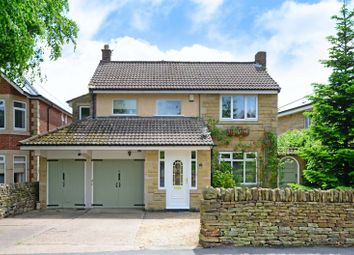Thumbnail 4 bed detached house for sale in Church Lane, Dore, Sheffield