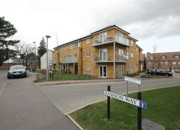 Thumbnail 2 bed flat for sale in Honeysuckle Court, 15 Damson Way, Carshalton, Surrey