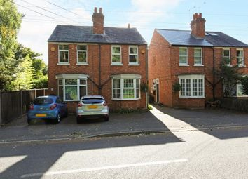Thumbnail 4 bedroom semi-detached house for sale in Fernbank Road, Ascot