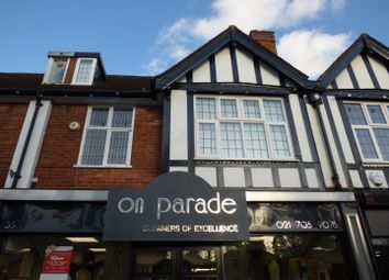 Thumbnail 4 bed flat to rent in Warwick Road, Solihull