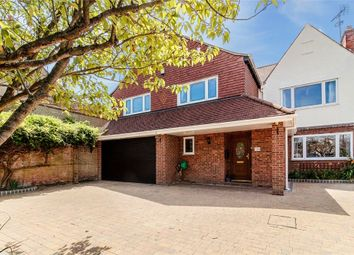 Thumbnail 6 bed detached house for sale in Kiln Road, Benfleet, Essex
