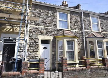 Thumbnail 2 bed terraced house for sale in Maywood Road, Bristol