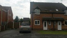 Thumbnail 3 bed semi-detached house to rent in Westbeck, Ruskington