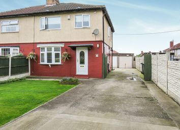 Thumbnail 3 bed semi-detached house for sale in Park Vale Drive, Thrybergh, Rotherham