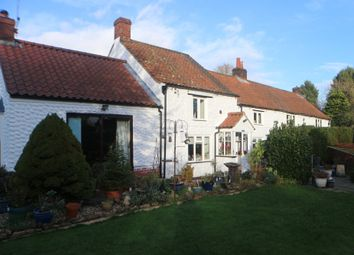 Thumbnail 3 bed cottage for sale in Cow Lane, Tealby, Market Rasen