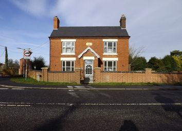 Thumbnail 2 bed detached house to rent in Loughborough Road, Coleorton, Coalville