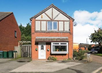 Thumbnail 3 bed detached house for sale in Sundew Street, Henley Green, Coventry, West Midlands
