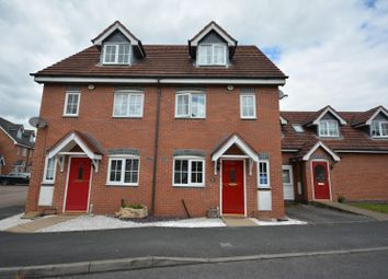 Thumbnail 3 bed mews house to rent in Pickering Way, Stapeley