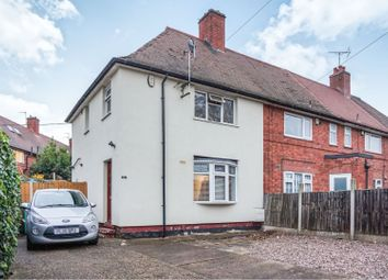 Thumbnail 2 bed semi-detached house for sale in Harwill Crescent, Nottingham