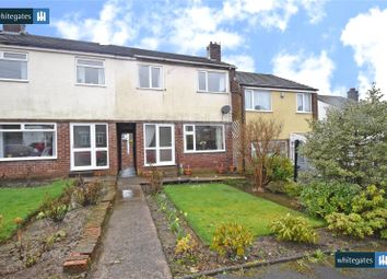 Thumbnail 3 bed terraced house for sale in Lees Bank Road, Cross Roads, Keighley, West Yorkshire