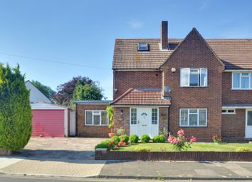 Thumbnail 4 bed semi-detached house for sale in Hillcrest Road, Orpington, Kent