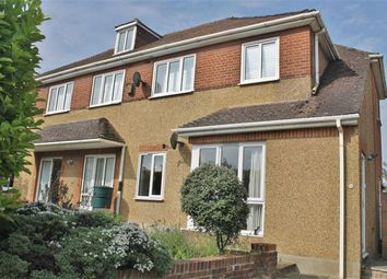 Thumbnail 1 bed flat to rent in New Road, Meopham, Gravesend