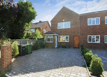 Thumbnail 3 bed end terrace house for sale in Abbots Avenue West, St.Albans