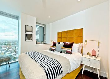 Thumbnail 2 bedroom flat to rent in Christchurch Road, London