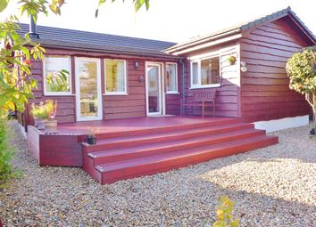 Thumbnail 2 bed bungalow for sale in Alamrey, 18 Silverhill Chalets, Whiting Bay