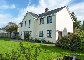 Thumbnail 4 bed detached house for sale in Rose Ash, South Molton
