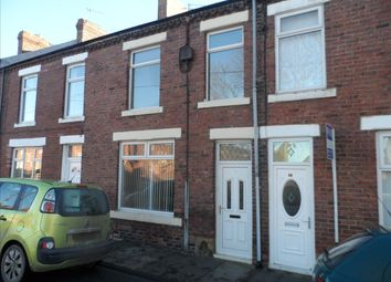 Thumbnail 3 bed terraced house to rent in Station Road, Ushaw Moor, Durham