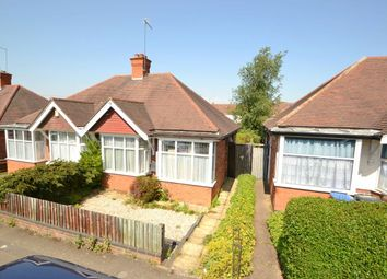 Thumbnail 2 bed bungalow to rent in Ruskin Road, Kingsthorpe, Northampton
