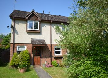 Thumbnail 2 bedroom end terrace house to rent in St Peters Gardens, Wrecclesham, Farnham