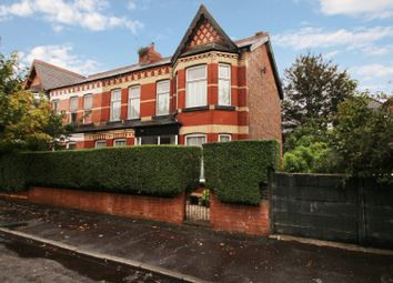 Thumbnail 4 bed semi-detached house for sale in Grosvenor Road, Manchester, Greater Manchester