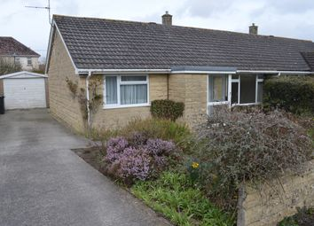 Thumbnail 3 bed semi-detached bungalow for sale in Kentisworth Road, Marnhull, Sturminster Newton