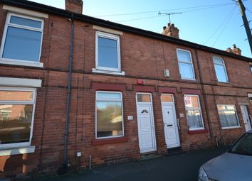 Thumbnail 2 bed terraced house to rent in Burnaby Street, Nottingham