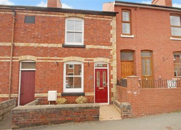 Thumbnail 2 bed end terrace house for sale in Gittin Street, Oswestry