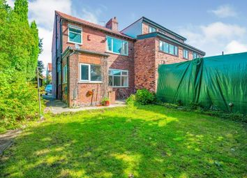 Hoscar Drive, Manchester, Greater Manchester, Uk M19. 3 bed semi-detached house