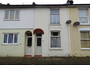 Thumbnail 2 bedroom terraced house for sale in Byerley Road, Fratton, Portsmouth