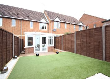 Thumbnail 2 bedroom mews house for sale in Hazel Road, Four Marks, Alton, Hampshire
