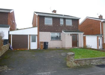 Thumbnail 3 bed link-detached house for sale in St. Davids Drive, Connah's Quay, Deeside