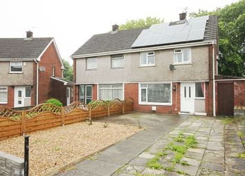 Thumbnail 2 bed semi-detached house for sale in Tyla Road, Neath, West Glamorgan