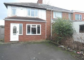 Thumbnail 3 bed semi-detached house for sale in Linton Road, Tyseley