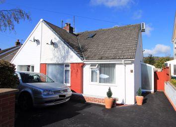 Thumbnail 3 bed semi-detached house for sale in Oxwich Road, Mochdre, Colwyn Bay