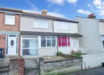 Thumbnail 3 bedroom terraced house for sale in Manor Road, Maxton, Dover, Kent